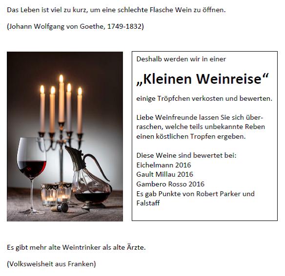 Wein-Homepage